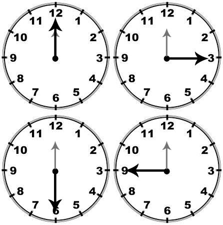 clock-angles