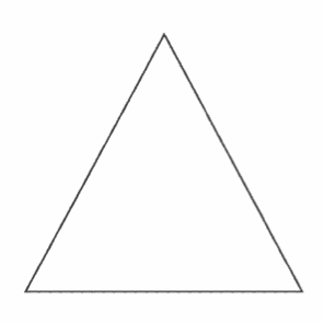 shape-triangle